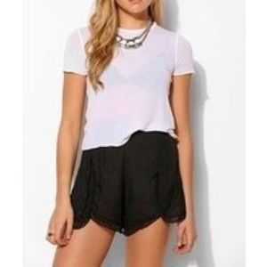 Urban Outfitters Pins And Needles tulip shorts
